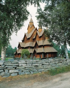 Heddal Stave Church. Photo by Johan Berge / Innovation Norway